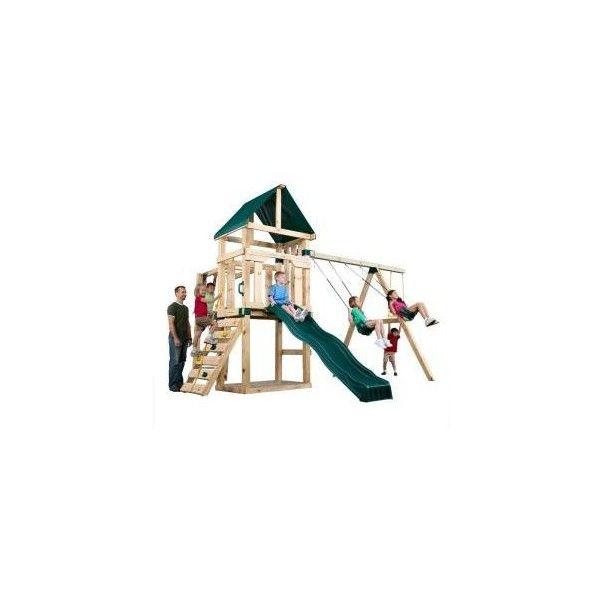 Hawk S Nest Play Set 459 Liked On Polyvore Fashionista