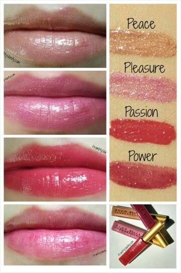 Fall/Winter Beauty for Lips-Ecco Bella Natural Lipsticks