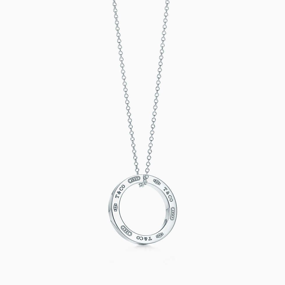 79d7ad68e Return to Tiffany® medium heart tag with key pendant in sterling silver. |  Tiffany & Co.