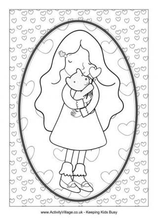 Valentine S Day Colouring Pages Mothers Day Coloring Cards Valentines Day Coloring Page Mothers Day Coloring Pages