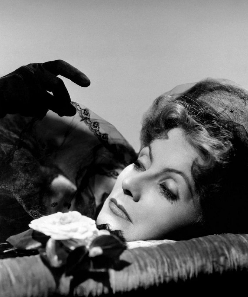 "clarence sinclair bull | Greta Garbo. ""Camille"" by Clarence Sinclair Bull,1936 