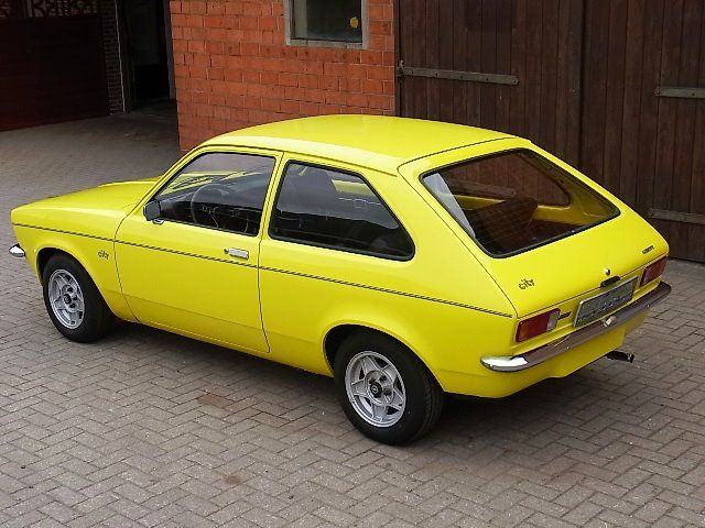 Opel Kadett C City Opel Kadett C Oldtimer Coole Autos
