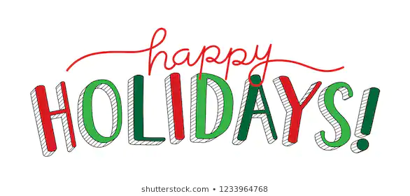 Happy Holidays Stock Illustrations Images Vectors Shutterstock Happy New Year 2020 New Year Business Greetings Happy Holidays