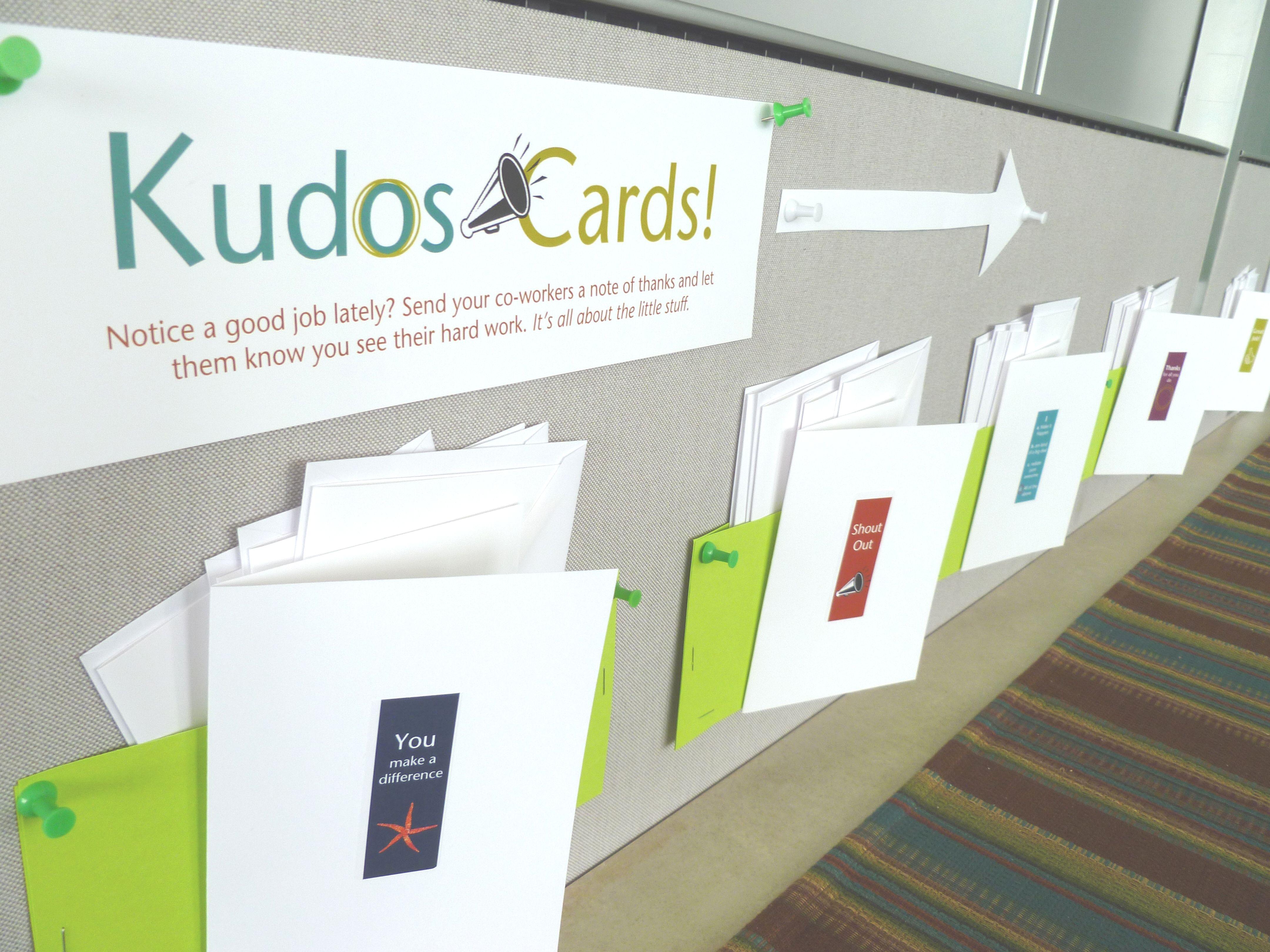 Homepage Kudos Care Team Team Building