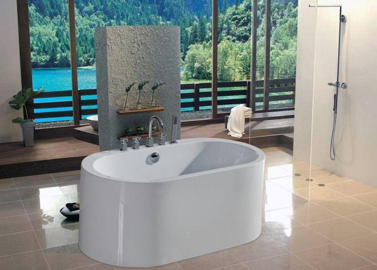 Salle de bain avec douche italienne en quelques idées déco - salle de bains avec douche italienne