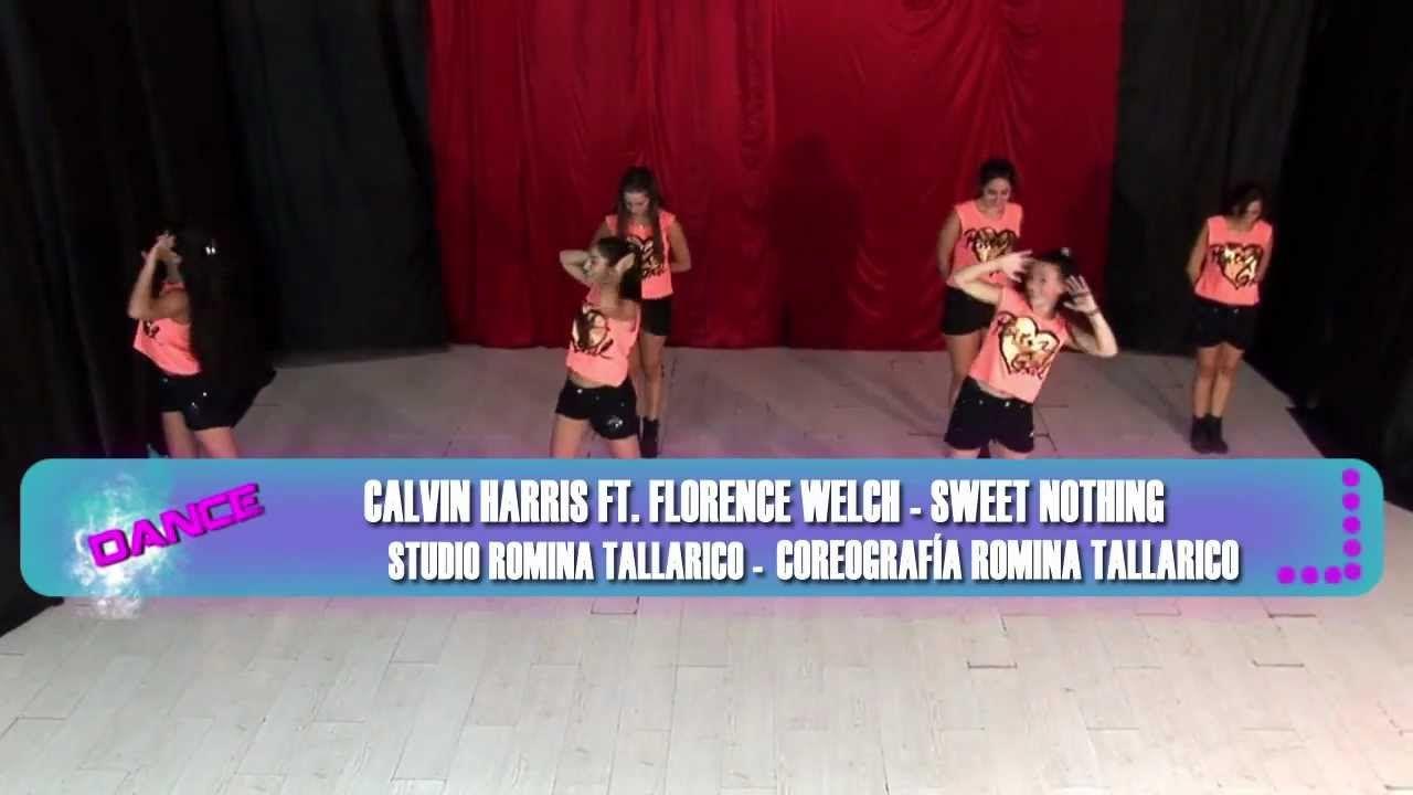 Coreografía de Sweet Nothing de Calvin Harris Ft. Florence Welch / TKM