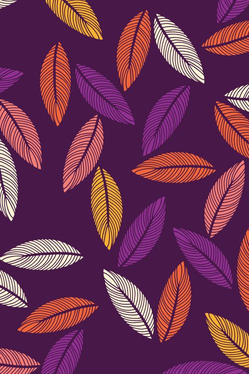 New wallpaper for your electronic devices! Summer Leaves