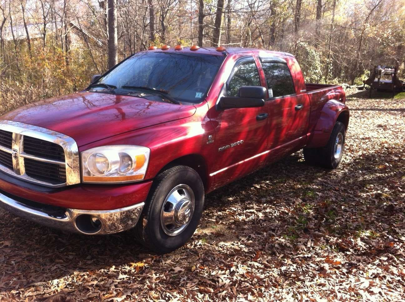 Make Dodge Model Ram 3500 Truck Year 2006 Body Style Truck Exterior Color Burgundy Interior Color Gray Doors Dodge Models Dodge Ram Exterior Colors