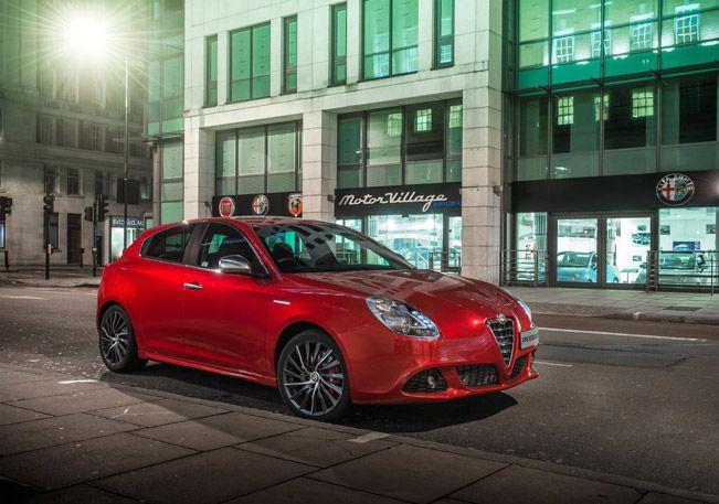 Fast And Furious Alfa Romeo Giulietta Ff6 Limited Edition Alfa