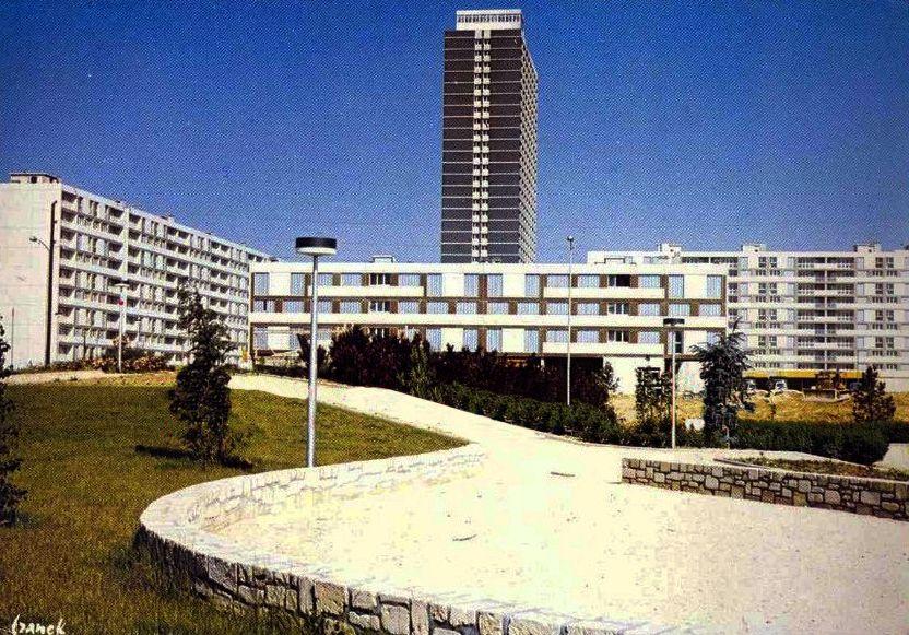 Champigny Sur Marne Quartier Du Bois L Abbe Quartier