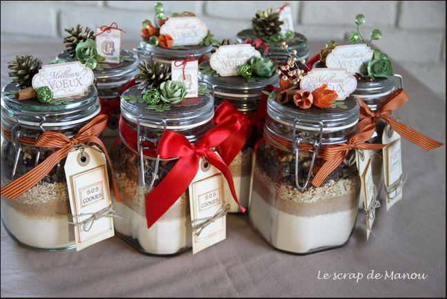 Le Blog De Manou Noel Cadeau Cadeau Fait Maison