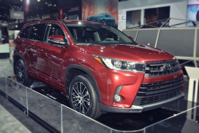 Toyota Highlander Redesign Release Date Price Car - The car pro show price