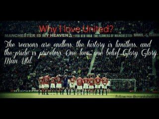 Why do I love united