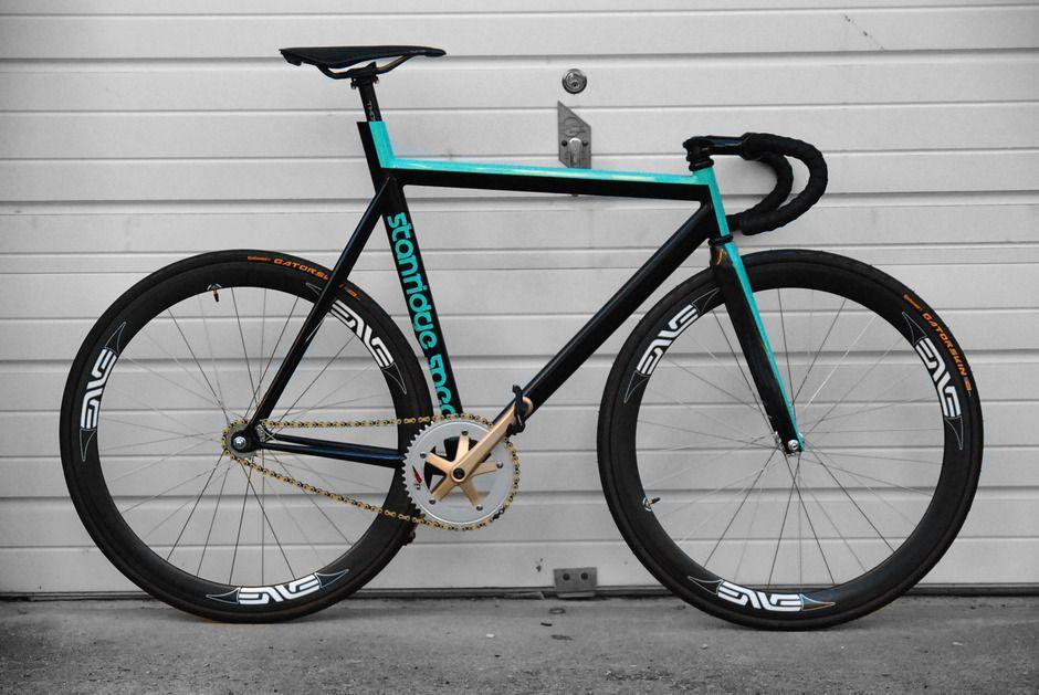Ride Fast Die Last Bicycle Fixed Bike Cyclocross Bike