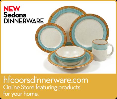 Hf Coors American Made Dinnerware Online Store Dinnerware