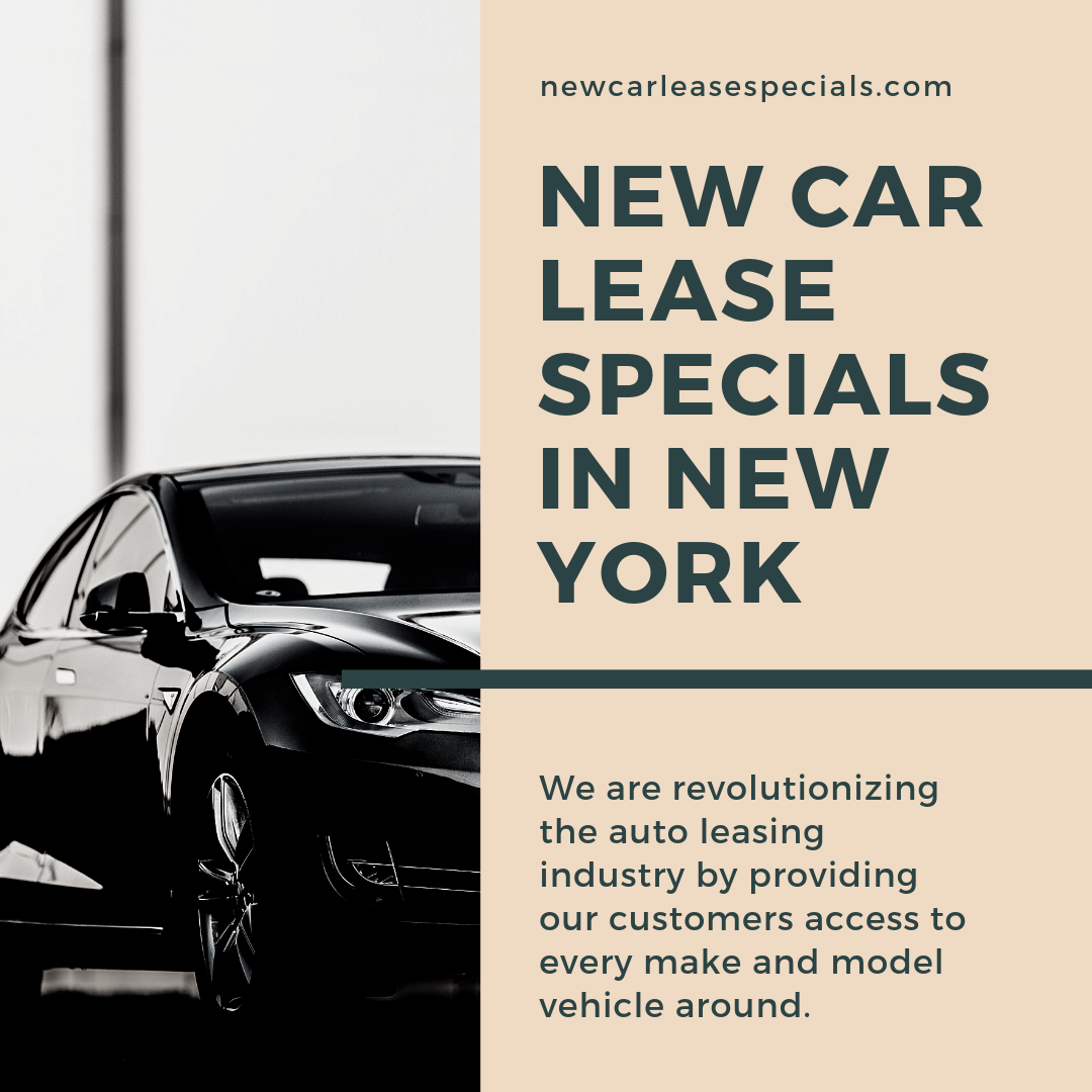 New Car Lease Specials In New York Lease Specials Car Lease Best New Cars
