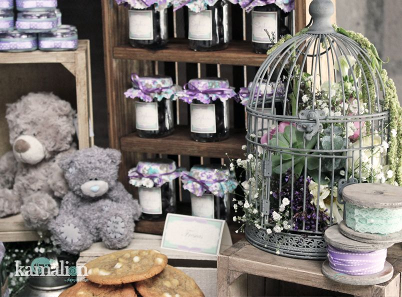 rustic baby showers the birdcage baby shower candy table candy bars