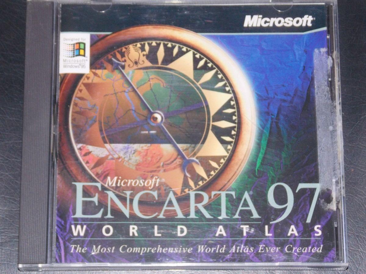 Memories cd rom microsoft encarta 97 world atlas microsoft encarta world atlas on computer disc gumiabroncs Image collections