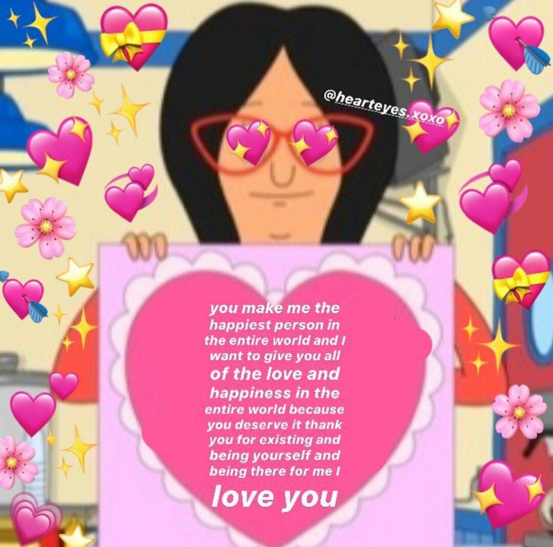 Romantic I Love You Meme