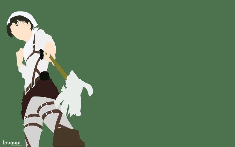 Minimalist Levi Ackerman By Lovaxxi Anime Canvas Anime Wallpaper Aesthetic Anime