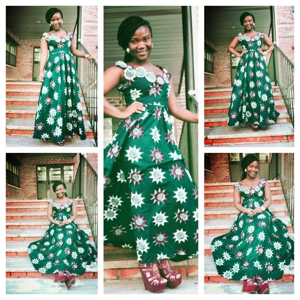 Twende Harusini: They Kill It ---- Kitenge Do Rock Lol