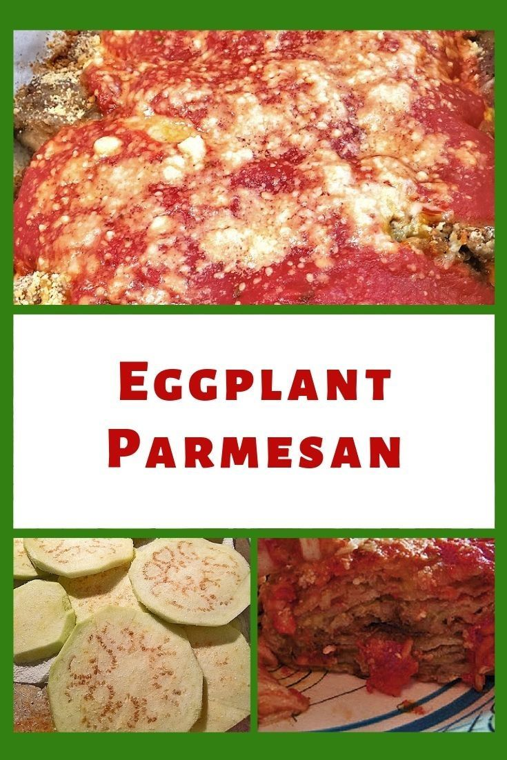 Eggplant Parmesan Eggplant  Parmesan parmesan