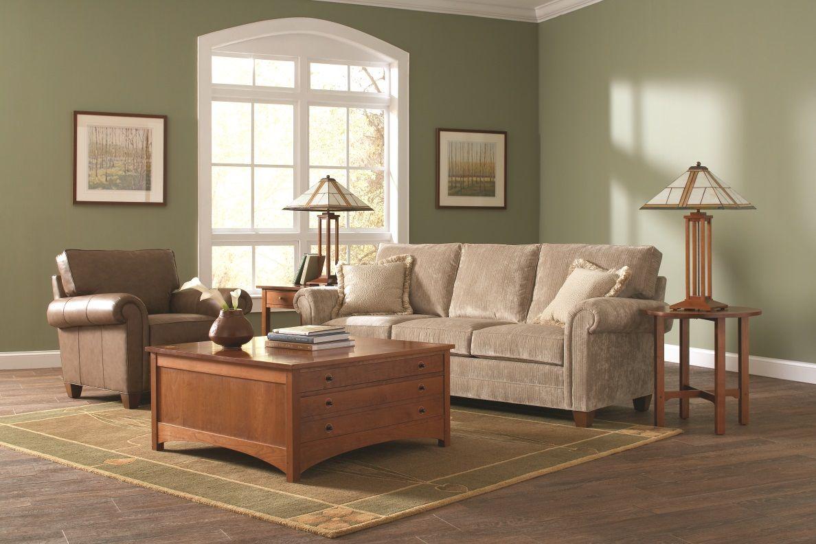Best Stickley Arlington Sofa Furniture Stickley Furniture 400 x 300