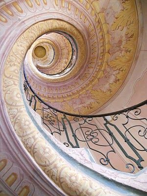 Best The Famous Spiral Staircase Inside The Library Area Of The 400 x 300