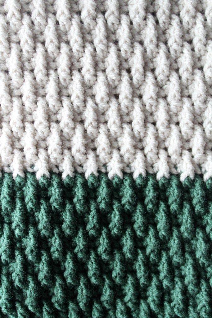 UPDATED: The Alpine Blanket Stitch Pattern | ⋰ DIY Tutorials ...