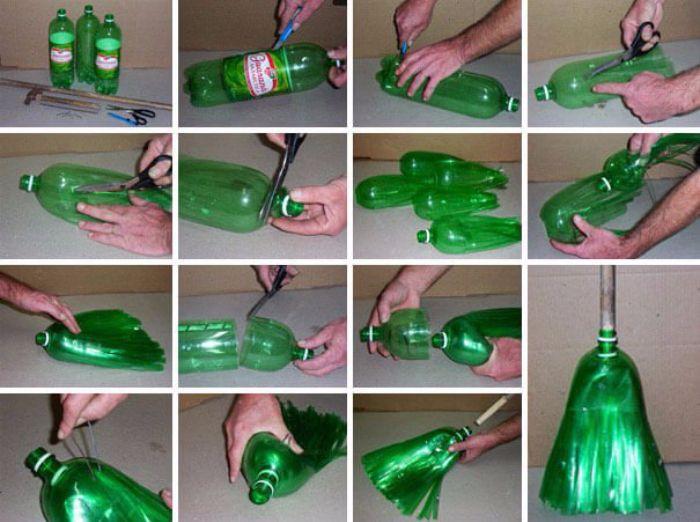 20 idées originales et utiles qui vous donneront envie de recycler vos bouteilles en plastique