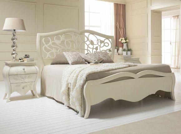 Stilema Camere Da Letto.Stilema Classic Traforato Bed Buy Online At Luxdeco Camere