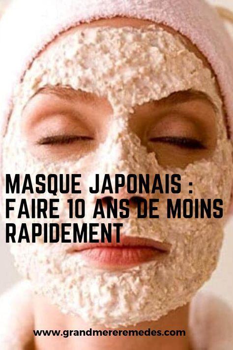 Masque anti-taches ...