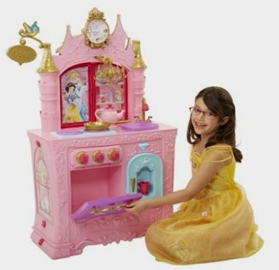 Disney Princess Royal 2-Sided Kitchen & Café: Toys - Amazon http://fave.co/2cjZk54