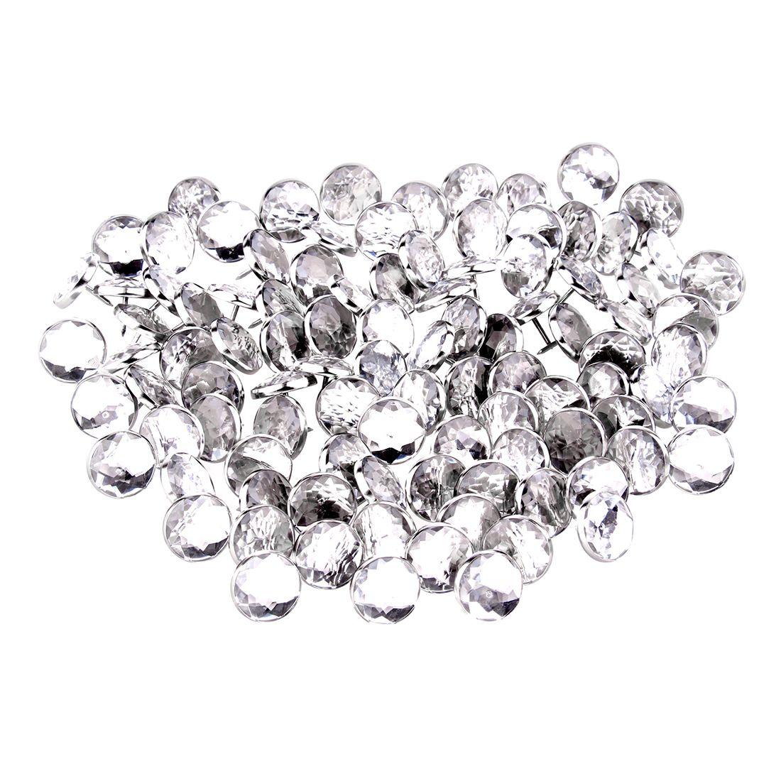 Pas Cher 50x22mm Diamante Acrylique Cristal D Ameublement