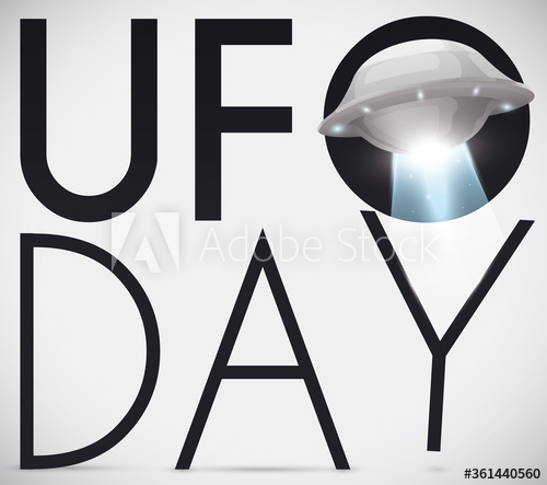 Pin On Ufo Day