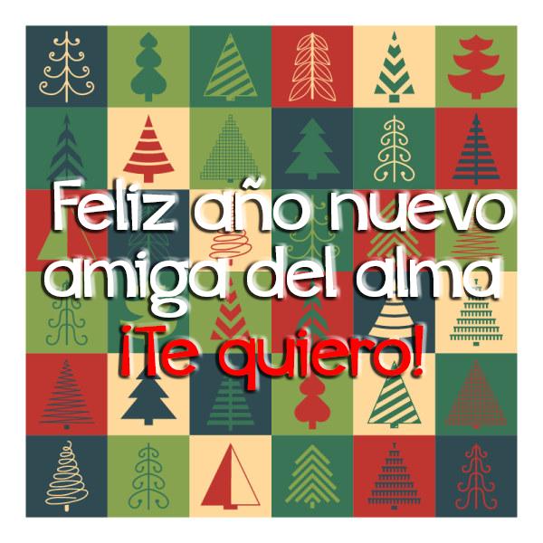 Feliz Año Nuevo Amiga Imágenes De Año Nuevo Feliz Año