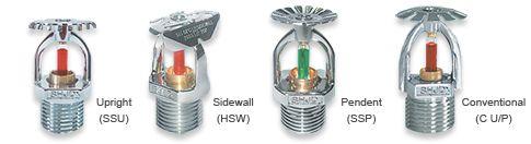 Fire sprinkler heads ssu upright and ssp pendant are bs fire sprinkler heads ssu upright and ssp pendant mozeypictures Images