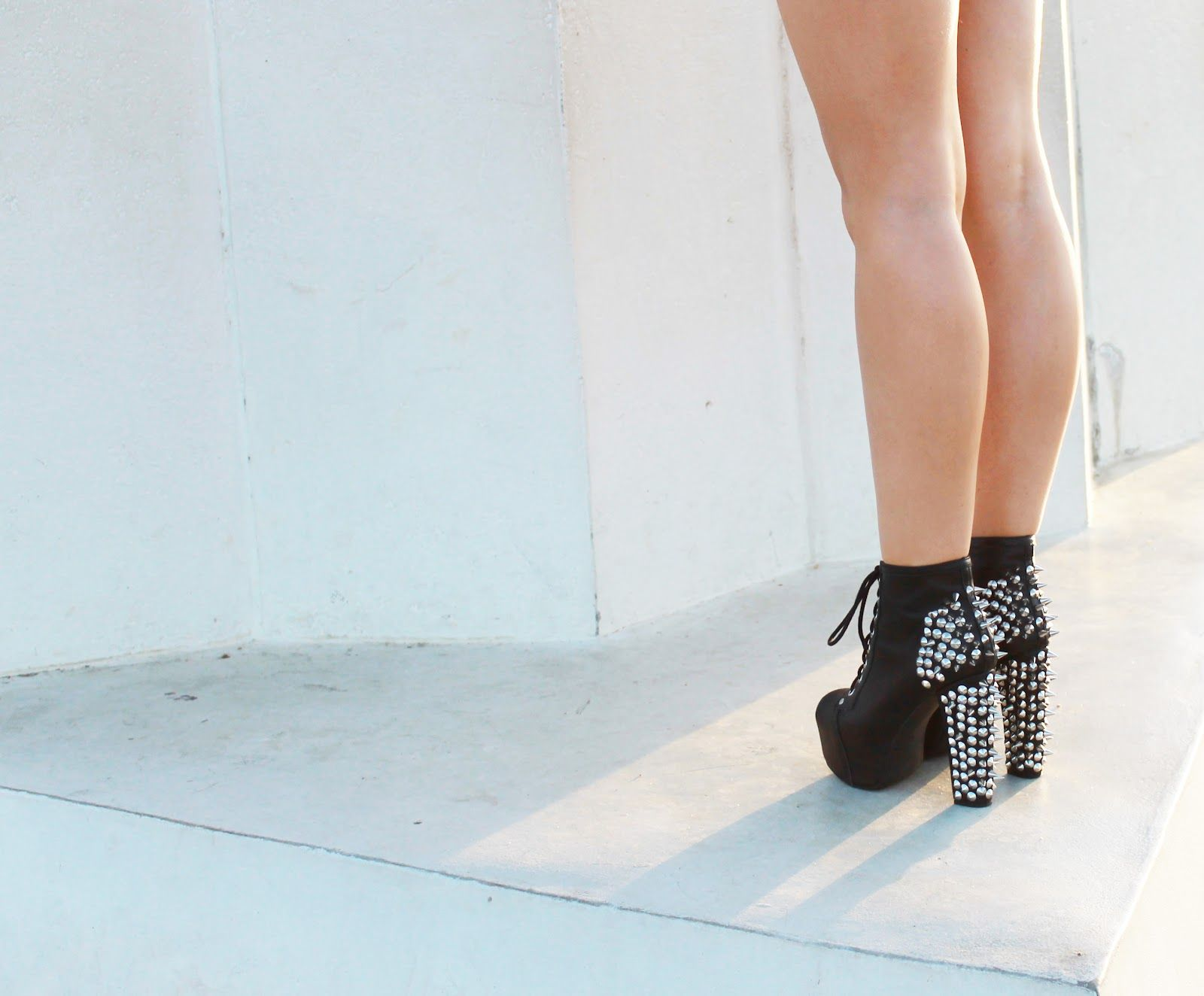 Jeffrey Campbell Lita Spike, click the pic to see my blog post