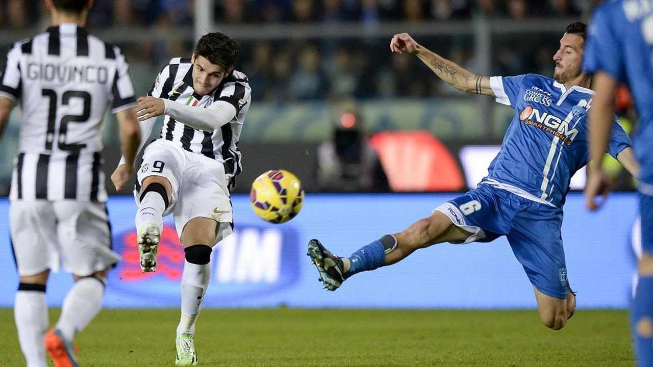 Juventus Vs Empoli Live Streaming, Preview, Italian