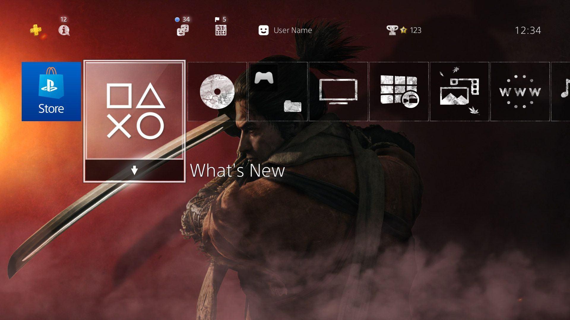Here Are 350+ Free PS4 Themes Including Dynamic and Static