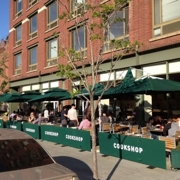 Cook American Restaurant With Outdoor Seating 156 10th Ave At W 20th St New York Ny 10011