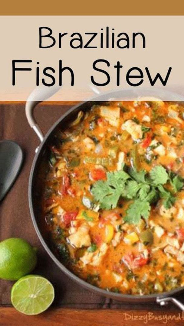 Seafood Fish Stew