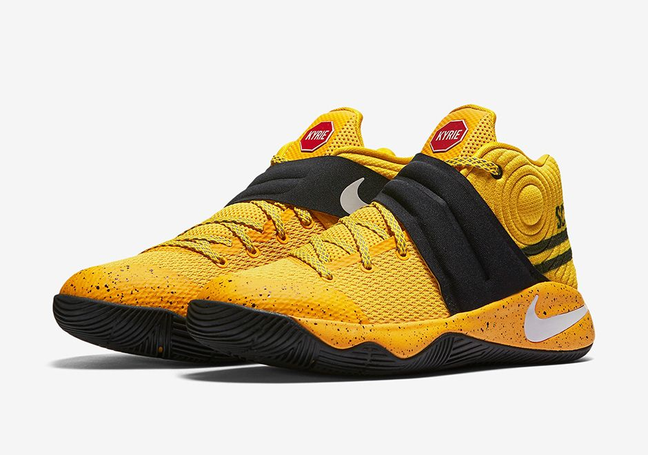 "422dab008081df  sneakers  news Nike Releases The Kyrie 2 ""School Bus"""
