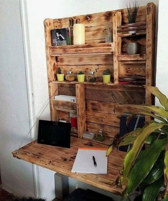 Top 25+ Eye Catching Wood Pallet Projects