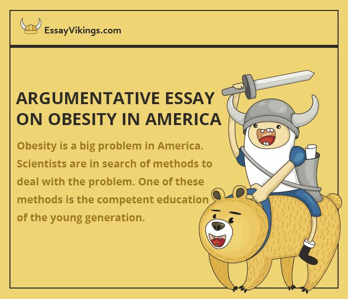 essay on obesity