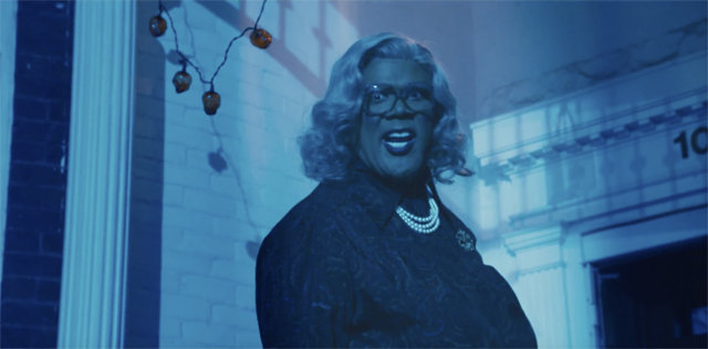 Boo! A Madea Halloween Trailer Happy Hallerween http