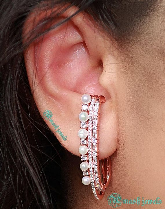 5caab28c8 Glamorous and stylish, these exquisite sterling silver earrings are the  perfect addition to your collection