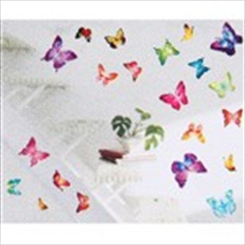 DIY Self-Adhesive Removable Wall Sticker Decal Wallpaper House Interior Decor - Butterfly Design