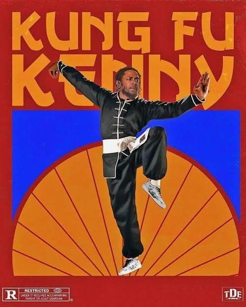 New Kung Fu Kenny In Theaters This Summer ExecutiveDTown HiphopKendrick Lamar ArtKing KendrickTheaterIphone WallpapersComic