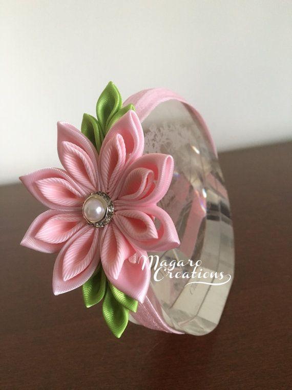 Diadema bebé diademas color de rosa venda venda para los